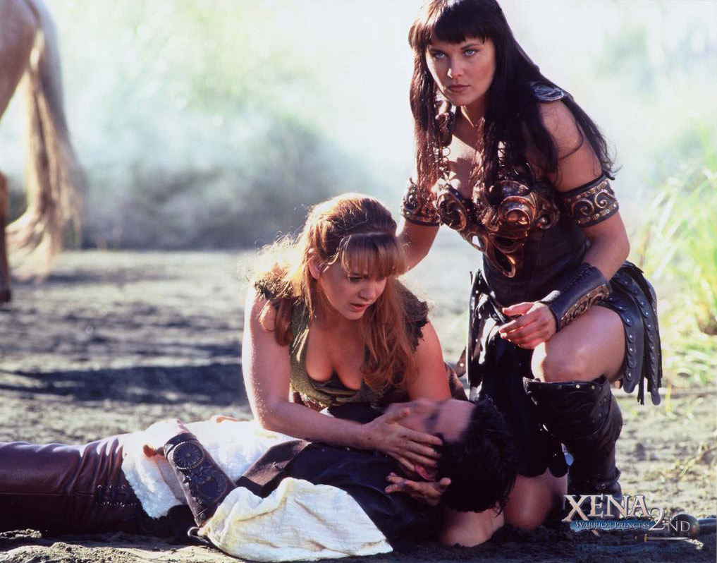 The gallery for --> Xena Warrior Princess Scream