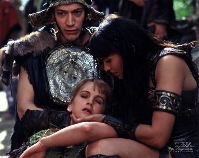 Xena spends the next f...