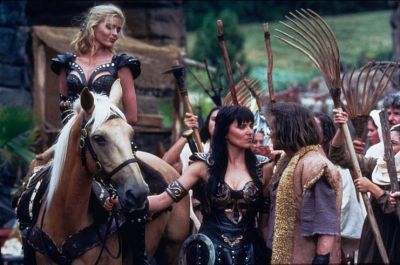 All above callisto and xena gabrielle are not