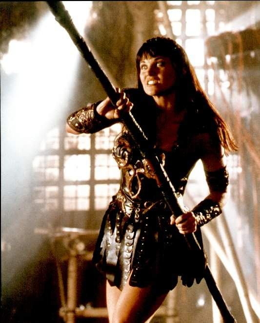 Warrior Movie Fight Scene: THE XENA SCROLLS: An Opinionated Episode Guide (101 & 102