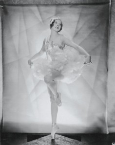 Actress Marilyn Miller in Ballerina Costume
