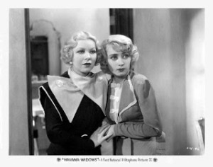 Havana Widows (Production Still_6) 1933