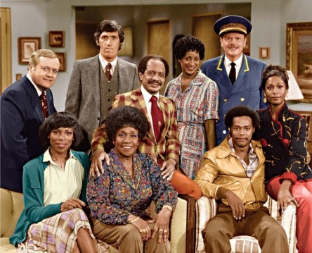 Image result for The jeffersons cast