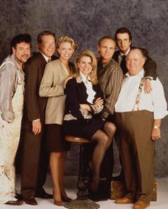 'Murphy Brown' Cast Portrait