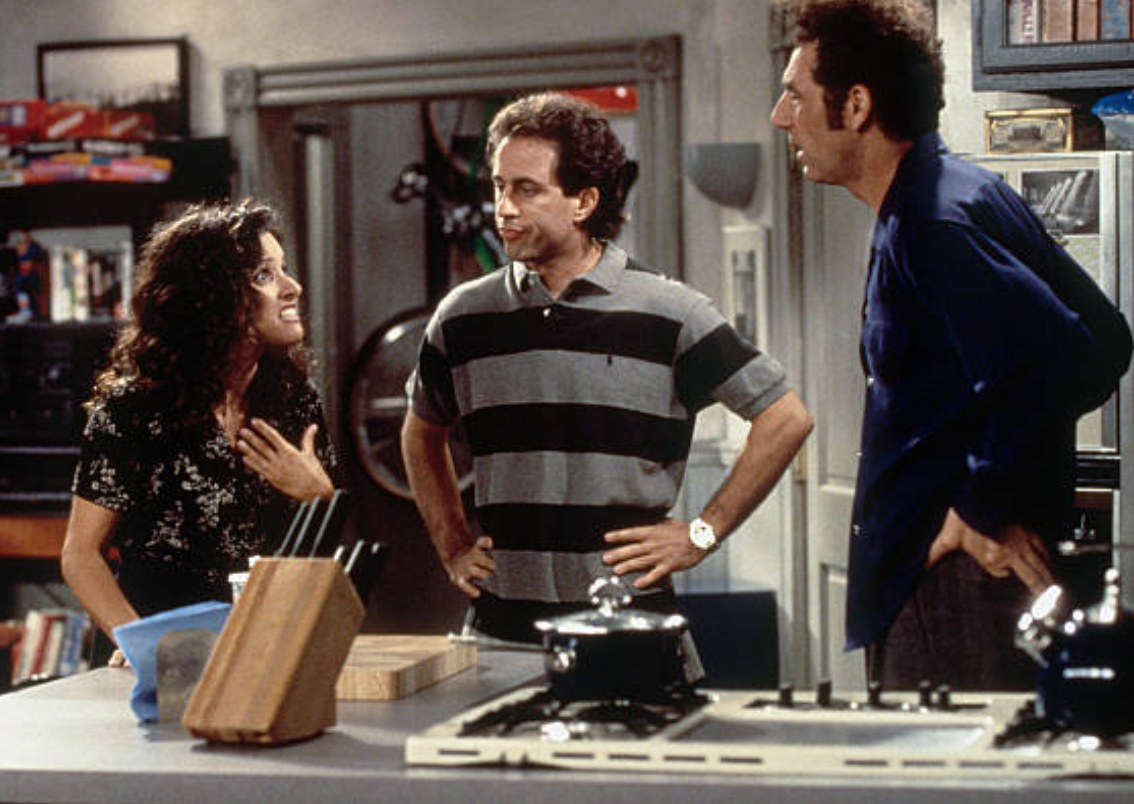 """an analysis of cosmo kramer in the sitcom jerry seinfeld Twenty years ago, there was much ado about nothing — or more specifically, the tv sitcom that was famously about nothing — when """"seinfeld,"""" then a groundbreaking ratings juggernaut and pop cultural phenomenon, aired its much-anticipated series finale."""